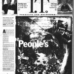The People's Revolution, The Age, Page 1, October 6th 1998